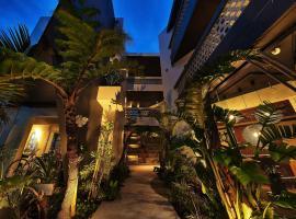 Yomitan Condhotel ND、読谷村のホテル