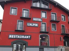 Hotel L'alpin