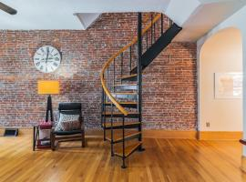 Rustic Townhome in Fishtown Patio Walk Everywhere!