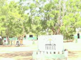 africain village