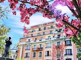 Best Western Plus Hotel Carlton Annecy, hotel in Annecy