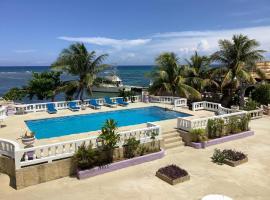 Cariblue Hotel & Scuba Resort, hotel in Montego Bay