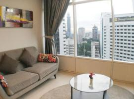 Vortex Suites@KLCC 26th - 300m walk to Petronas Twins Tower KLCC