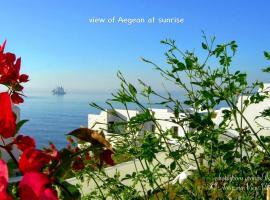 Amazing View Villa Draoúna, Agios Sostis, Tinos