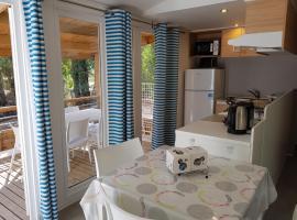 Camping La Pinède, hotel near Calvi – Sainte-Catherine Airport - CLY,