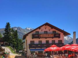 Alpengasthof Gaislach Alm, Hotel in der Nähe von: Gaislachalm, Sölden