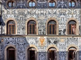 Palazzo Bianca Cappello Residenza d'Epoca, hotel near Uffizi Gallery, Florence