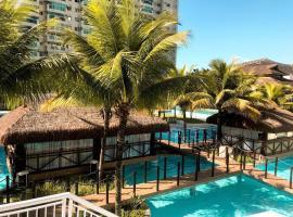 Apartamento Resort Barra da Tijuca, hôtel avec jacuzzi à Rio de Janeiro