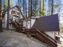 Studio with central South Lake Tahoe location apts