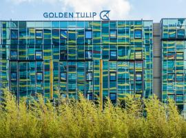 Golden Tulip Leiden Centre, hotel near Space Expo Noordwijk, Leiden