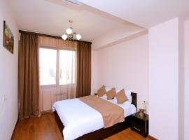Welcome Deluxe Apartments on Buzand 17