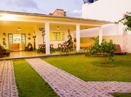 Casa Azul, pet-friendly hotel in Maragogi