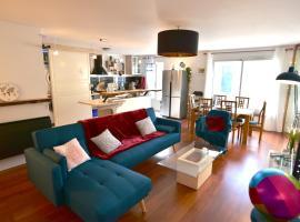 Appartement luxueux 100m² Bordeaux