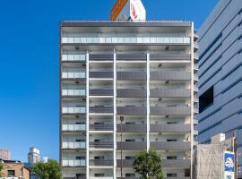 Meet Me Umeda Nishi, hotel in Osaka