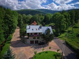 Pensjonat pod Cisem, budget hotel in Świeradów-Zdrój