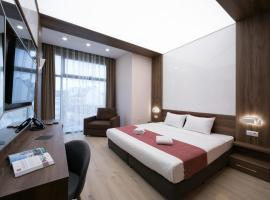 Boutique One Hotel Sofia: Sofya'da bir otel