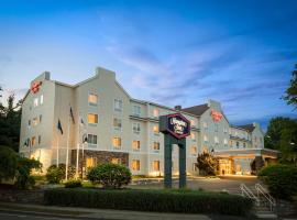 Hampton Inn Nashua, hotel in Nashua