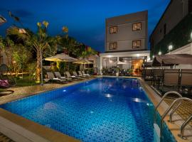 Tam Coc Holiday Hotel & Villa, hotel in Ninh Binh