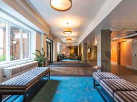 Broadway Apartments by Barsala