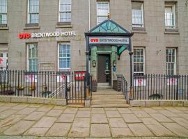 OYO Brentwood Hotel, hotel in Aberdeen
