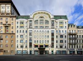 Moscow Marriott Tverskaya Hotel, hotel in Moscow