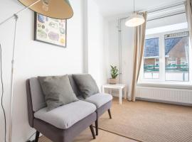Private studio in shared appartment