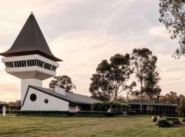 The Mitchelton Hotel Nagambie - MGallery by Sofitel, hotel in Nagambie