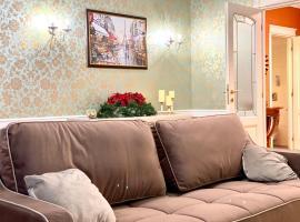 EasyGuest Spacious Apartment, бюджетный отель в Москве