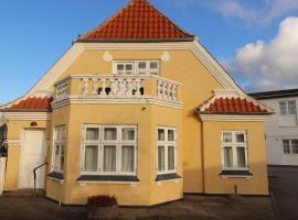 Skråvej Byferie, hotel in Skagen