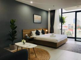 The Green House - Serviced Apartment, hotel in Thu Dau Mot