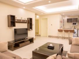 Alarjan Dream, serviced apartment in Riyadh