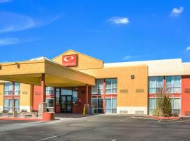 Econo Lodge Grand Junction, pet-friendly hotel in Grand Junction