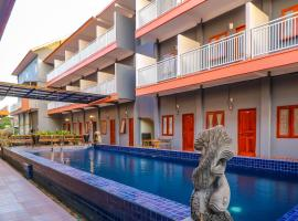 OYO 1670 Likko Inn, hotel in Denpasar