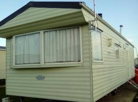 Willerby magnum Park home, hotel in Clacton-on-Sea
