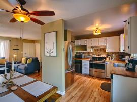 Red Rock Canyon Retreat & Garden of the Gods-