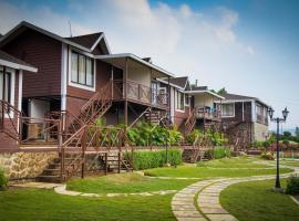 Green Velvet Resort-Near Pawna Lake, room in Lonavala