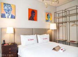 Dare Lisbon House, Ferienwohnung in Lissabon