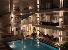 Rovira Suites, hotel in Dumaguete