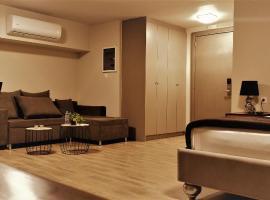 Pallada Athens boutique rooms & apartments