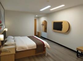 Thank Inn Plus Hotel Ningxia Yinchuan Helan County Ruitai Yindu Blue Bay