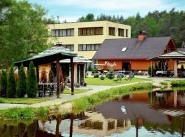Z/S Sillakas, hotel near Devil's Oven, Liepa