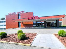 Hotel & Aparthotel Casteau Resort Mons, hotel in Casteau