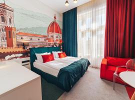 Cities Gallery Apart-hotel