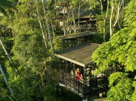 Hoshinoya Bali, resort en Ubud
