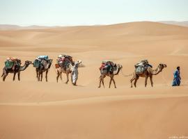 Camp Sahara Holidays