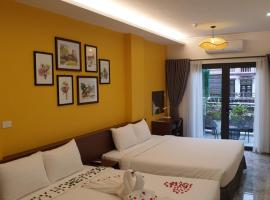 Hanoi La Cascada House & Travel, отель в Ханое