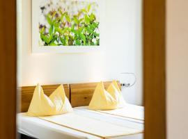 ODELYA Hotel & Wildgarten Basel City