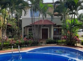 Summer Salt Villa, self catering accommodation in Anjuna