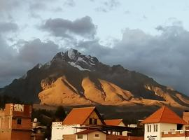 Magic House Huaraz, self catering accommodation in Huaraz