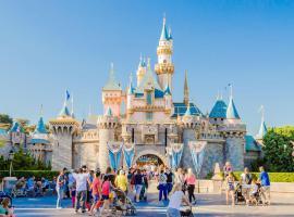 Apartments at Disneyland Park